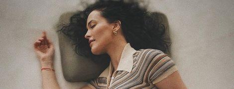 В обтягивающем полосатом платье: Даша Астафьева похвасталась фигурой