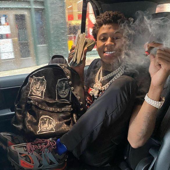 Rapper NBA Youngboy