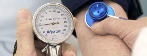 Основные причины повышенного давления