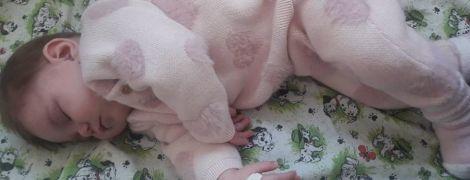 6-місячна Злата має шанс на повноцінне життя і ви можете їй допомогти