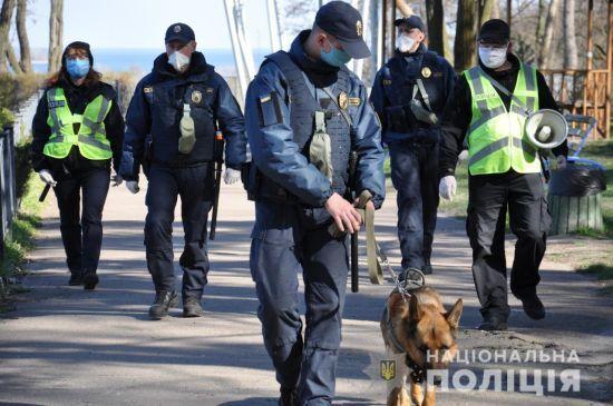 У Києві на Великдень правоохоронці чергуватимуть біля 179 релігійних споруд