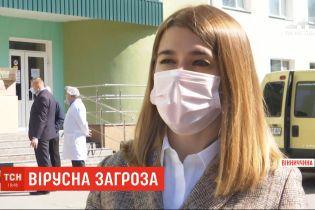 В Винницкой области 29 врачей инфицированные коронавирусом