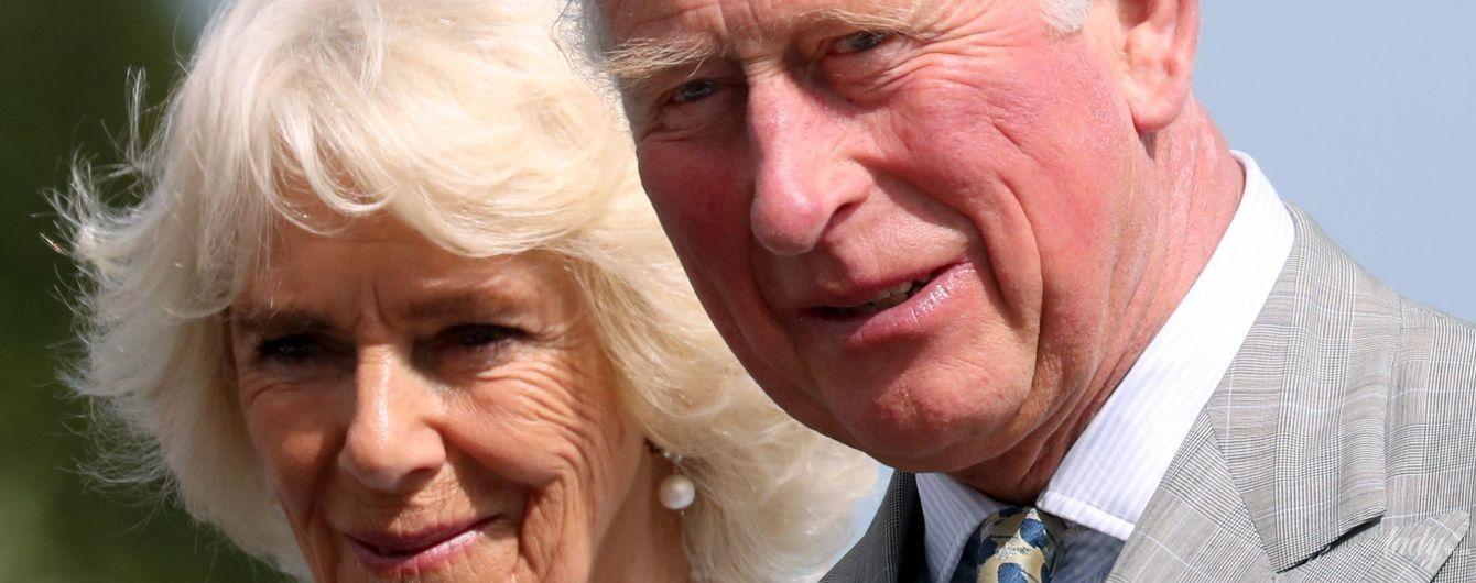 Приехал к своей Камилле: принц Чарльз и герцогиня Корнуольская теперь на карантине вместе