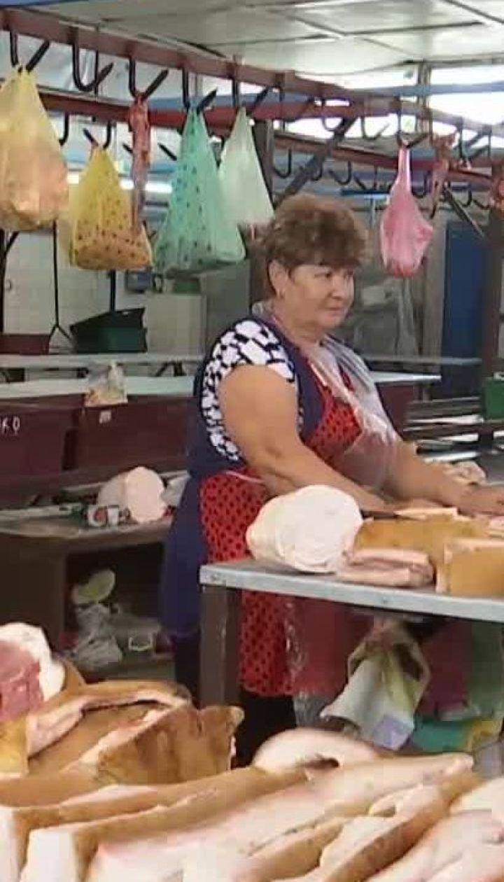 Україна зменшила імпорт сала — Економічні новини