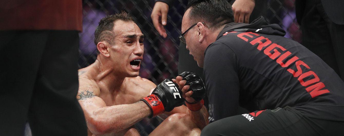Асоціація лікарів закликала зупинити турніри зі змішаних єдиноборств, UFC хоче організувати бої на приватному острові