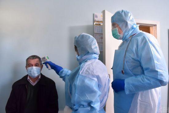 Кожен п'ятий інфікований коронавірусом в Україні - медик
