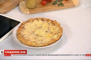 Ледачі хачапурі на сніданок від Руслана Сенічкіна
