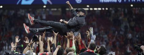 """Не представляю сценарий, при котором """"Ливерпуль"""" не будет чемпионом Англии - босс УЕФА"""