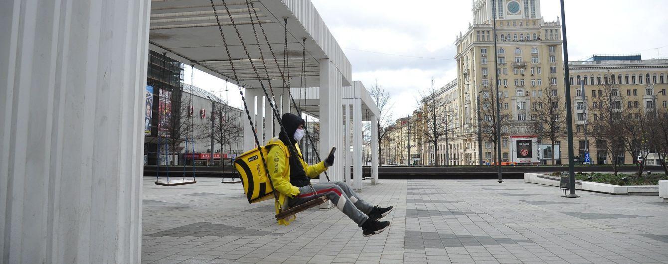 В России зафиксировали рекордное с начала пандемии количество инфицированных коронавирусом