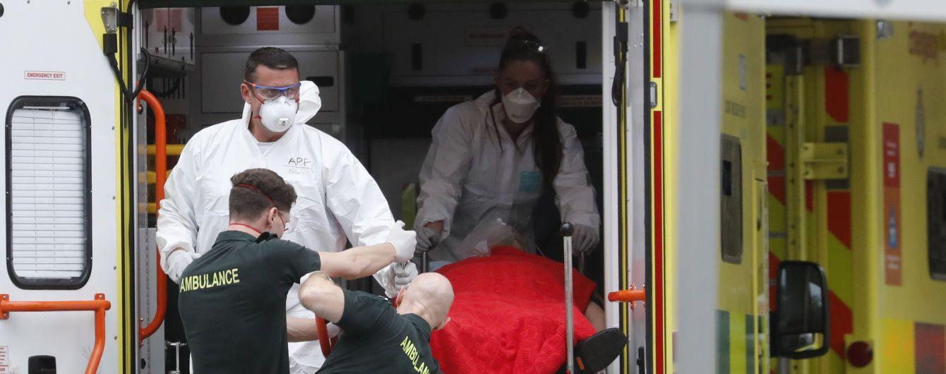 В Англии пациентов с коронавирусом отправят в гостиницы, чтобы освободить койки для тяжелобольных — СМИ