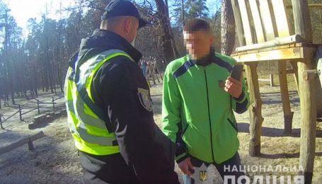 В Сети гуляют кадры с силовым арестом киевлянина за нарушение карантина: полиция показала свое видео