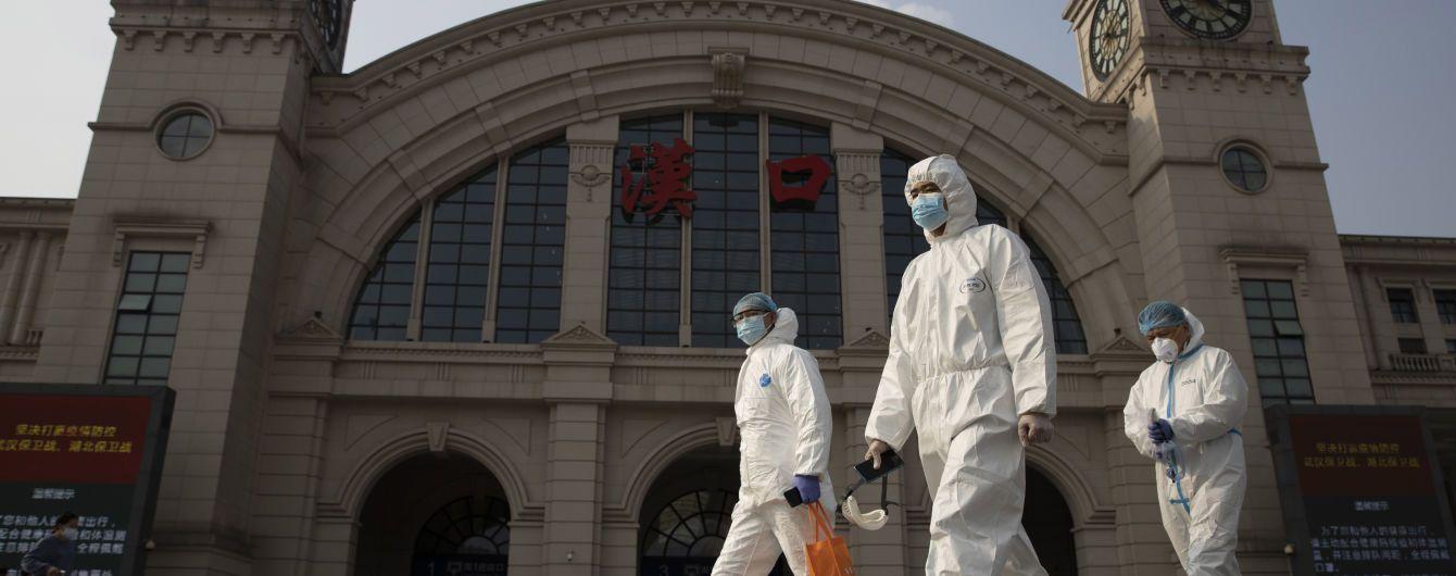 В Китае зафиксировали шесть новых случаев активной формы коронавируса