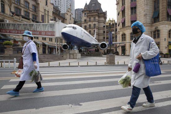 Вперше від початку пандемії у Китаї не зафіксували жодного нового випадку коронавірусу