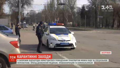 В Запорожье, где уже зафиксировали 44 случая коронавируса, усилили карантинные мероприятия