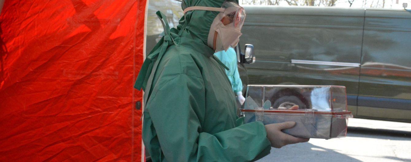 У ЗСУ за добу виявлено 9 нових випадків коронавірусу, троє осіб перебувають у лікарнях