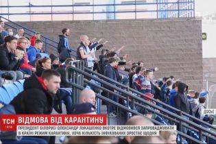 Наперекор безопасности: Лукашенко в очередной раз отказался вводить в Беларуси карантин