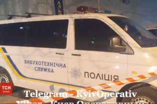 В Киеве заминировали больницу, где лежат более 4 десятков больных коронавирусом пациентов
