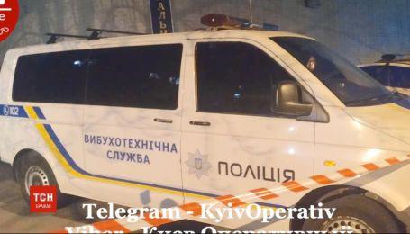 В Киеве заминировали больницу, где лежат более 4 десятков больных коронавирусом пациентов.
