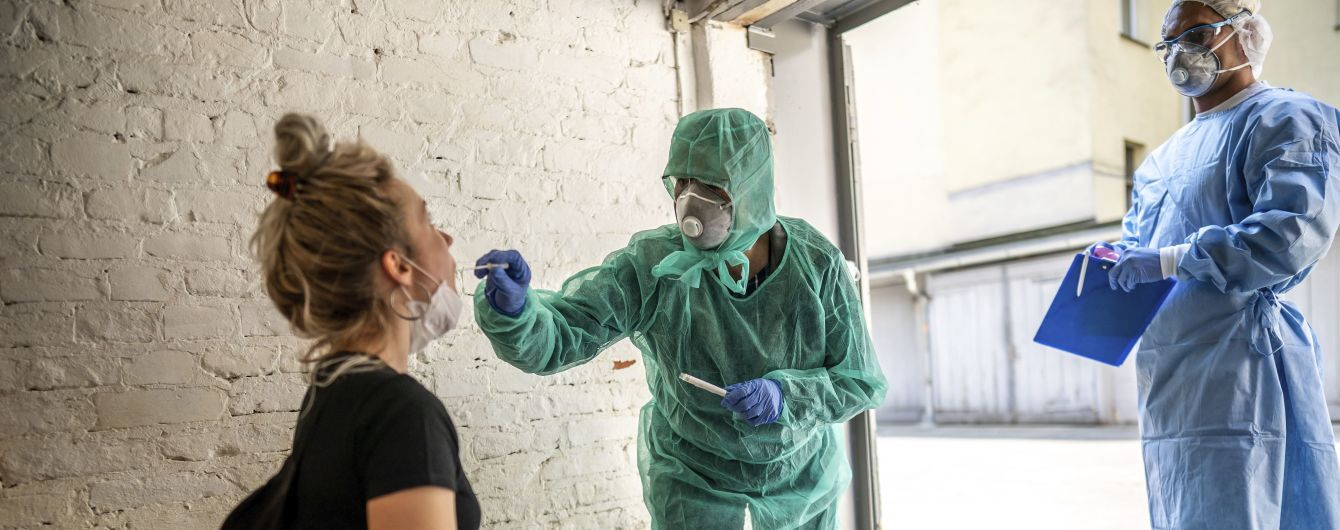 Словакия отложила повторное общегосударственное тестирование на коронавирус на неопределенный срок