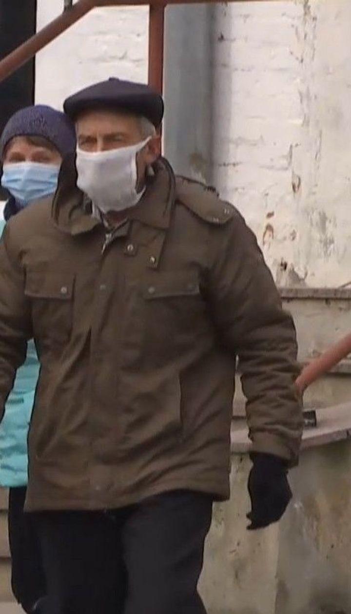 В Малине в Житомирской области - 8 больных на коронавирус