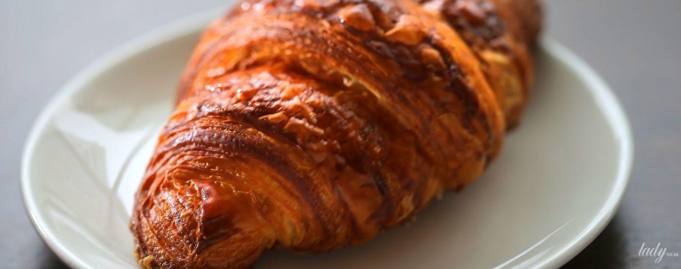 5 рецептів круасанів для сніданку по-французьки