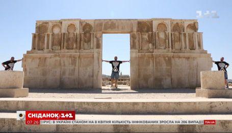 Мій путівник. Йорданія. Амман – монументальні пам'ятки і найдорожчі автівки