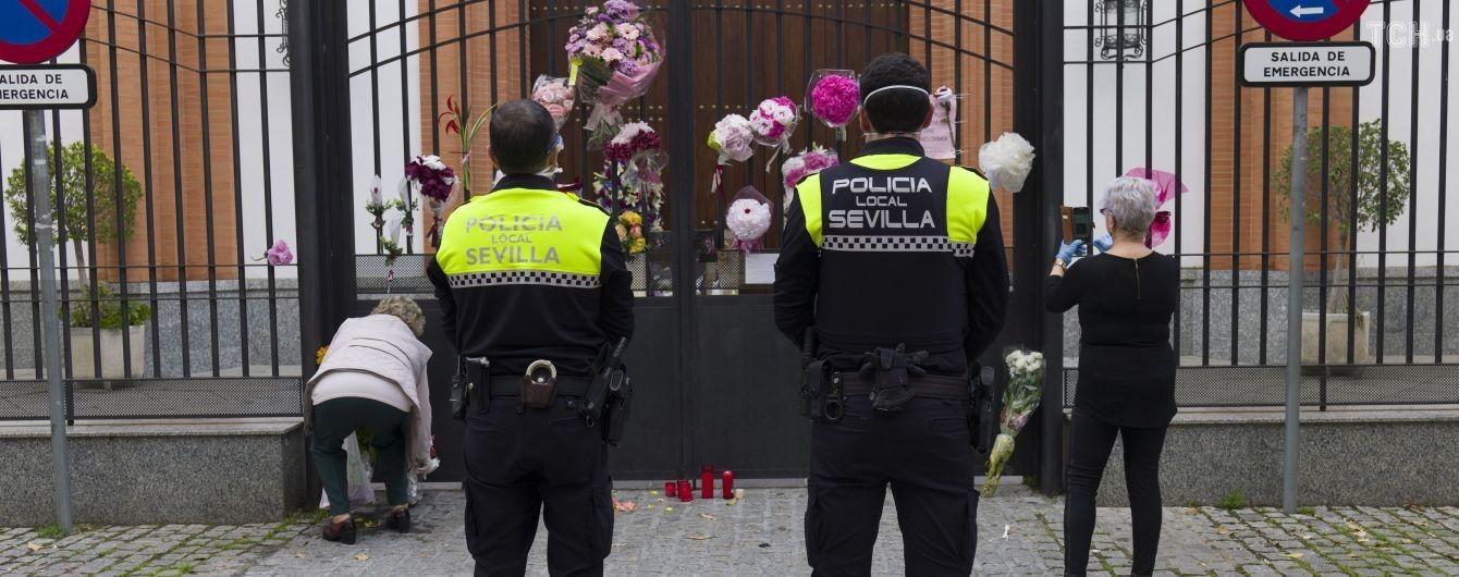 В Испании выросло количество смертей от коронавируса: умер каждый десятый больной