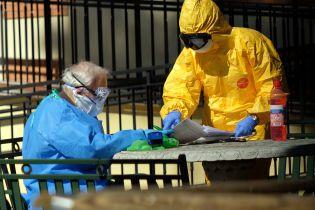 В Тернопольской области увеличилось количество смертей от осложнений коронавируса