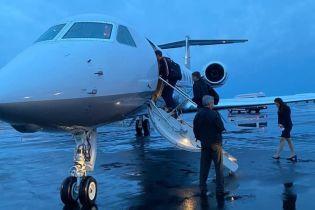 Зі США чартерним літаком повертаються 15 українців - посольство