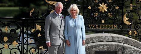 """""""Всем спасибо"""": герцогиня Корнуольская и принц Чарльз обратились к поклонникам"""