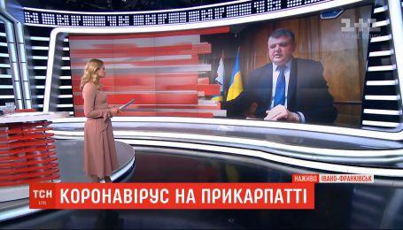 Виталий Федорив рассказал, почему Ивано-Франковская область лидирует по количеству смертей среди инфицированных