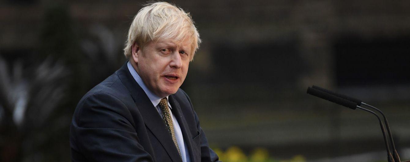 Борис Джонсон закликав світ з'ясувати причину коронавірусу