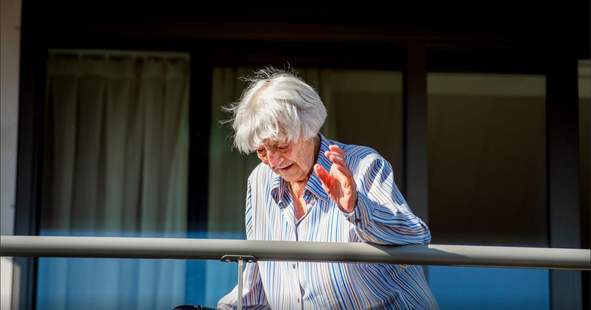 В Нидерландах зафиксировали самый старший случай выздоровления от коронавируса