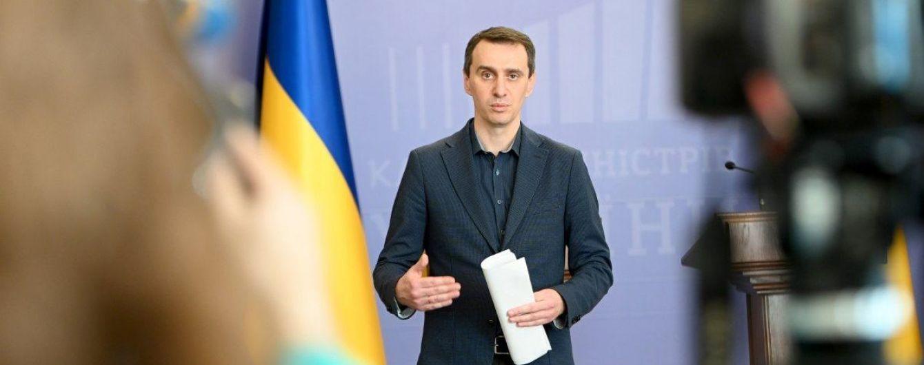 Главный санитарный врач объяснил, почему в Украине так мало выздоровевших от коронавируса