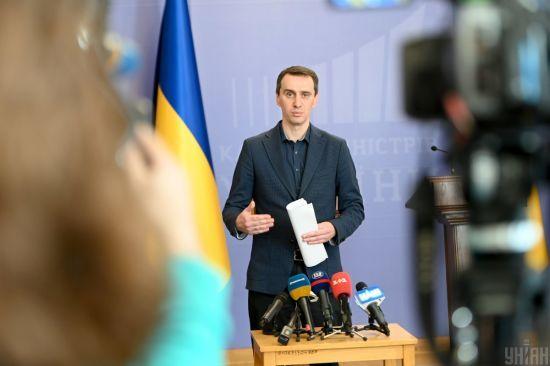 Головний санітарний лікар пояснив, чому в Україні так мало одужалих від коронавірусу