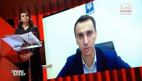 Головний санлікар пояснив, чому в Україні там мало одужалих від коронавірусу
