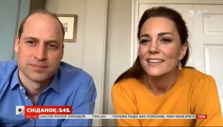 Принц Вільям та Кейт Міддлтон розповіли, як святкуватимуть Великдень в умовах карантину