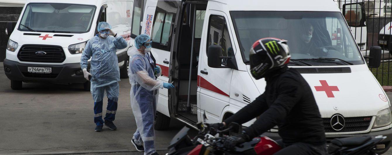 В Москве больным ОРВИ запретили выходить из дома