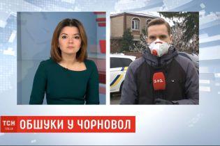 В дом Татьяны Черновол пришли с обысками по делу Майдана