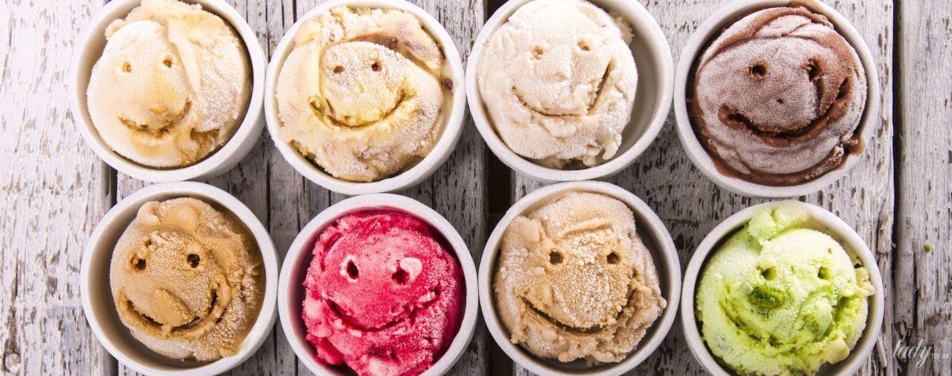 5 надпростих рецептів, що надихнуть приготувати морозиво вдома