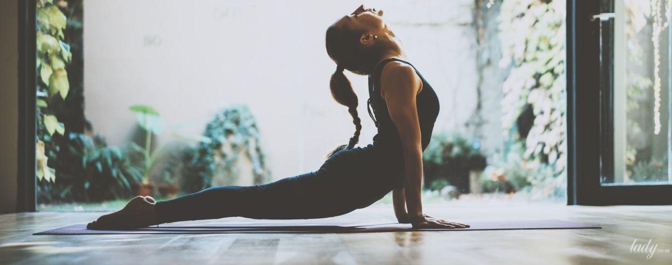 Йога для начинающих: 6 простых упражнений для каждого