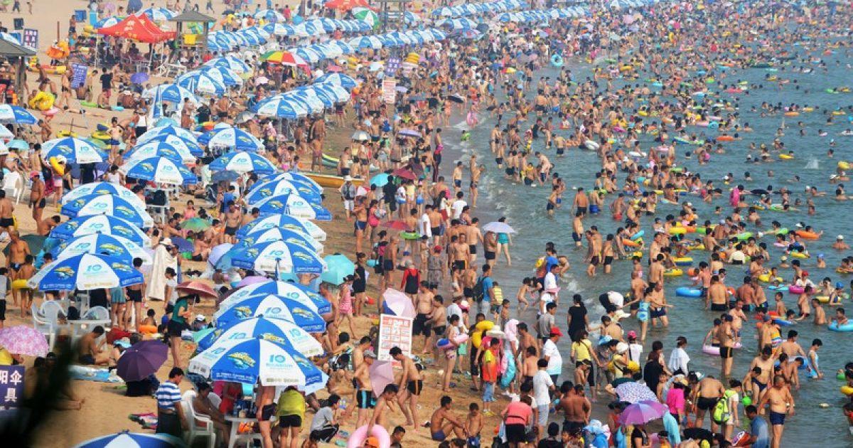 китайский пляж фото подарю тебе