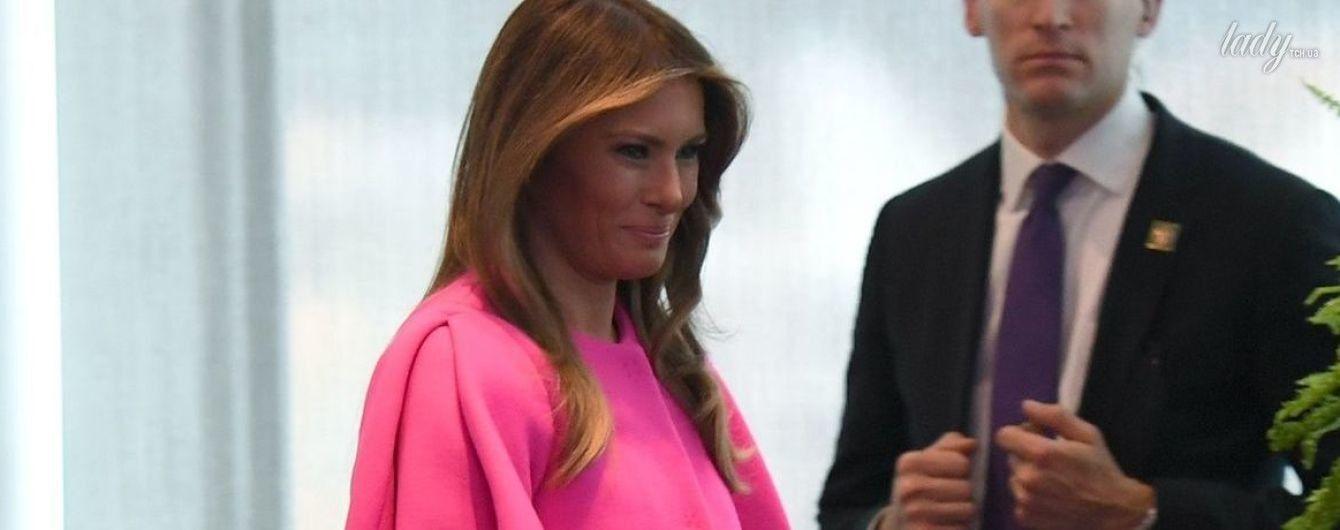 Женщины-политики, которые носят костюмы цвета фуксии