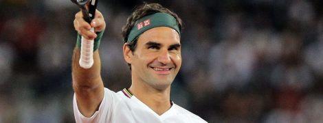 Федерер возглавил рейтинг самых влиятельных личностей в мире тенниса