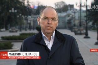 Максим Степанов розповів про прогнози МОЗ щодо піку захворюваності на COVID-19 в Україні