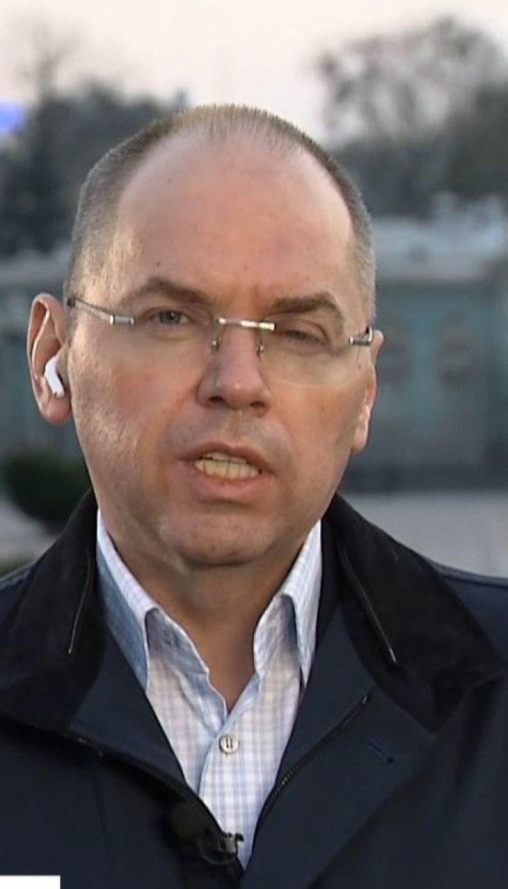 Максим Степанов рассказал о прогнозах Минздрава относительно пика заболеваемости на COVID-19 в Украине
