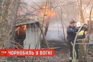 Чорнобиль у вогні: чи випадкові підпали у зоні відчуження