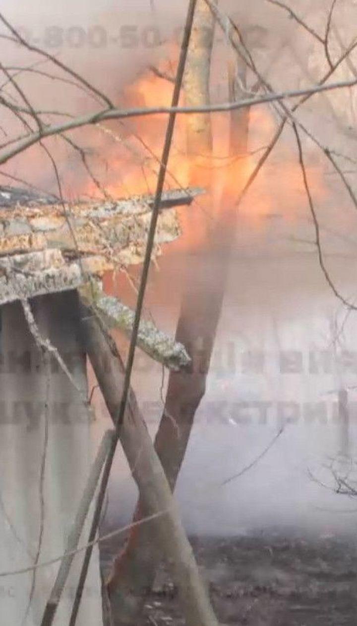 Чернобыль в огне: случайны ли поджоги в зоне отчуждения