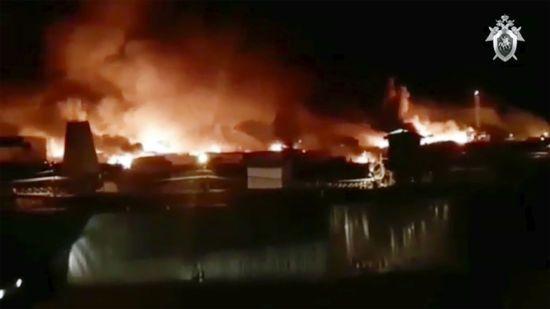 У Росії бунт у колонії суворого режиму завершився масштабною пожежею і травмованими