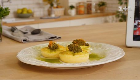 Накипляк з козячої бринзи – Україна на смак